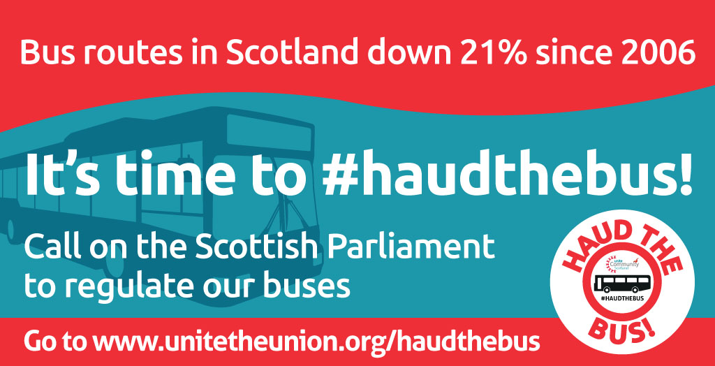 Haud The Bus - Routes