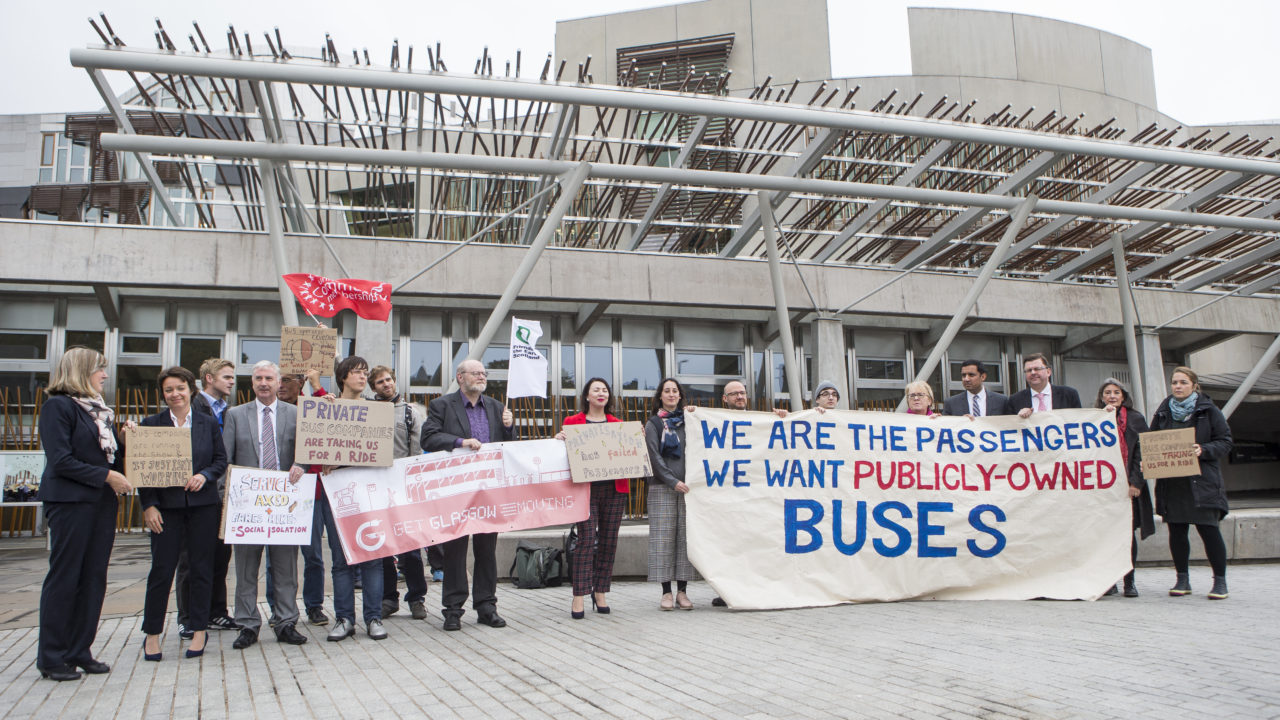 Publicly-owned Buses
