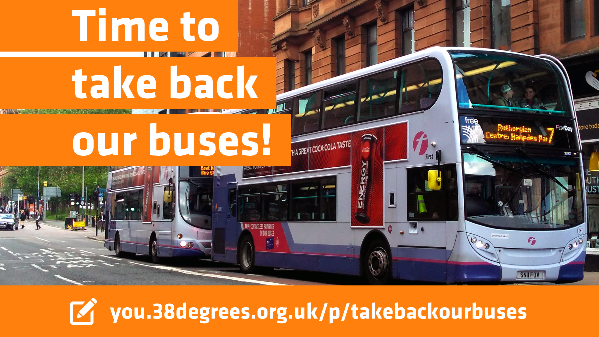 Time to Take Back Our Buses