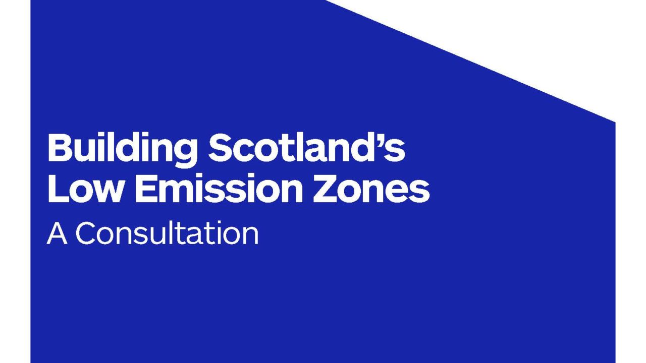 Low Emission Zones