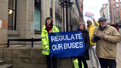 Regulate Our Buses