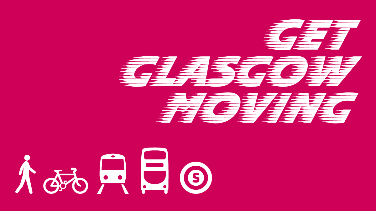 Get Glasgow Moving (orginal logo)